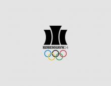 Identidad Visual Juegos Olímpicos de Kobenhavn 2024